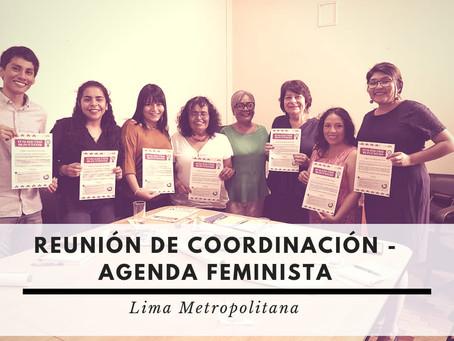 Perú - Agenda Mujeres  Voces de Mujeres Diversas
