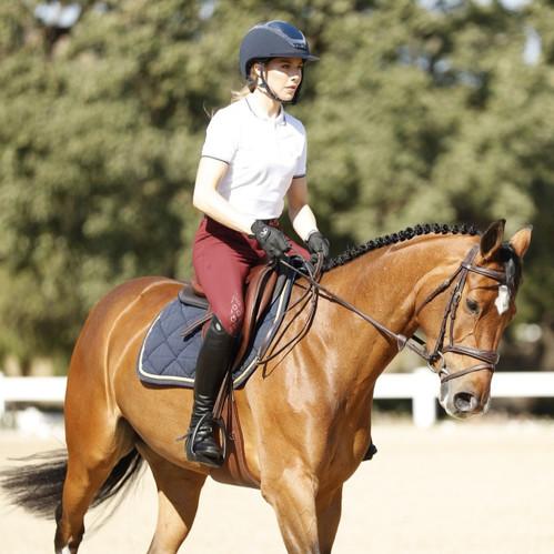 An inside look into horsemanship with Hannah Selleck