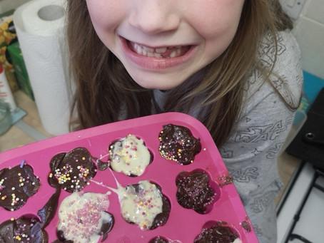 Tasty chocolate treats from Flo (2SM)