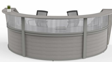 Its Time to Modernize Your Reception Desk
