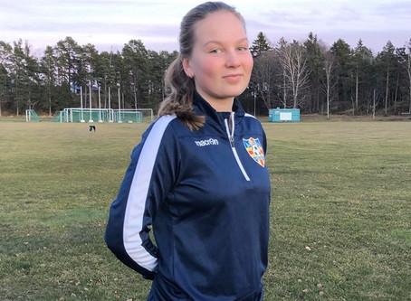 Ellen förstärker Åland United i minst två säsonger