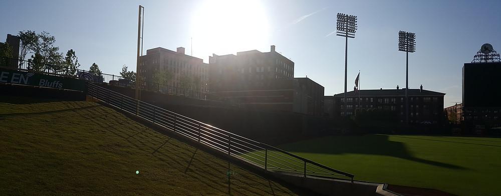 Mudbirds stadium