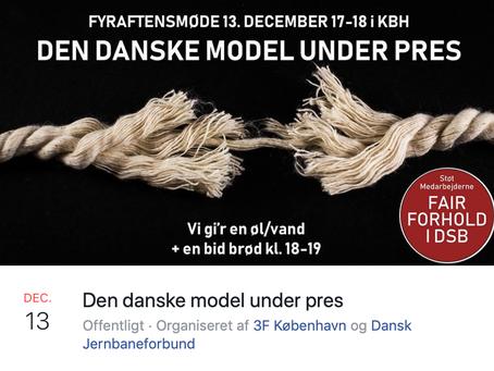 Den Danske Model Under Pres