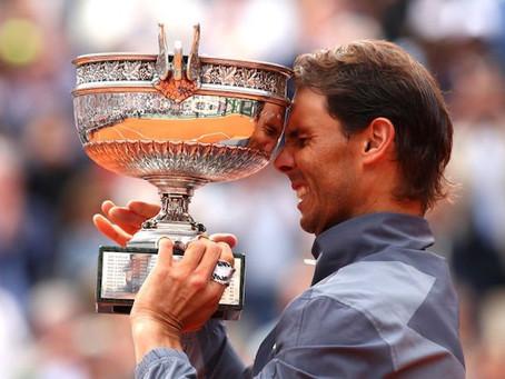 Roland Garros | Στο Παρίσι απλά δεν χάνει...