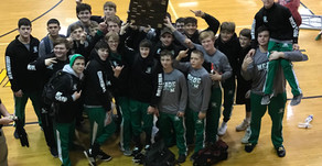 Greenwave wrestlers bring home another championship