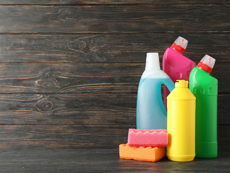 Janitorial Training: Safe Handling Of Cleaning Products