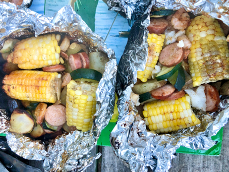 8 Quick & Easy Camping Meals