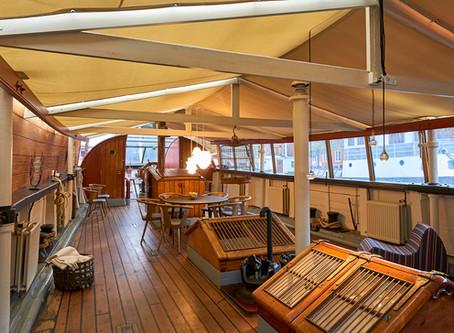 Fyrskib XI i Hammerslag