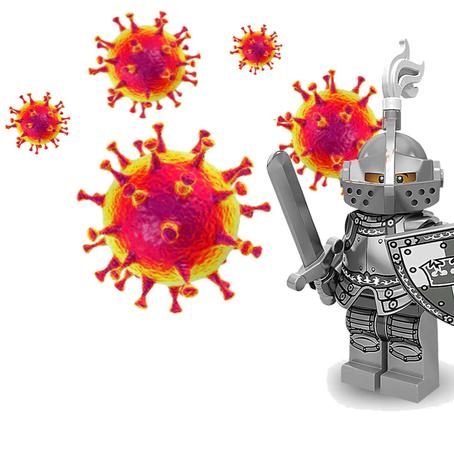Antivirus: hoe wapen je je bedrijf tegen corona