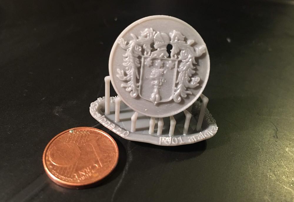 modellazione da disegno in stampa 3D