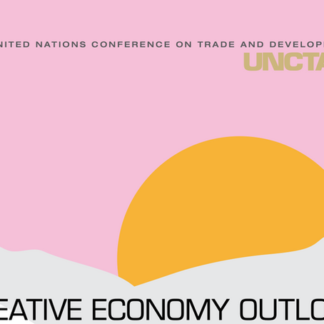 Estamos na rede de Economia Criativa da UNCTAD