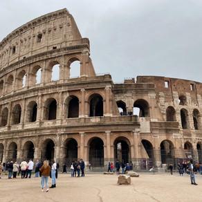 Colosseum, Coffee, and Coronavirus