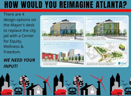 How do you imagine Atlanta? VOTE TODAY