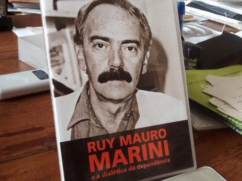 """Ruy Mauro Marini: """"A economia do capitalismo brasileiro"""""""