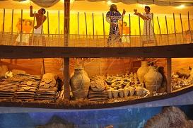 Bodrum Sualtı Arkeoloji Müzes   GeziBahcesi Seyahat Gezi Bloğu