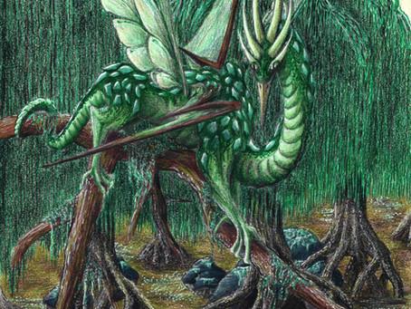 Fauna Encyclopedia : South of Kehvir and Gisswana - Héronneurs des marais