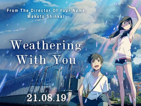 Film Terbaru Makato Shinkai Yang Ditunggu-tunggu Akhirnya Tiba!!