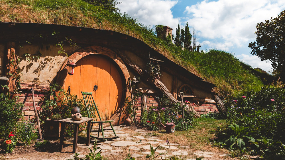 Hobbit home in New Zealand as in Lord of the Rings films