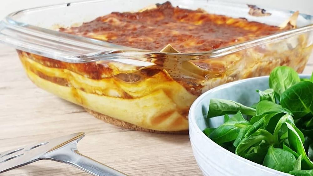 Recette de lasagnes de marienutrition