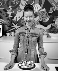 7 klausimai jauniausiai kulinarinės laidos vedėjai Lietuvoje ir jos valgoma intriga helovynui