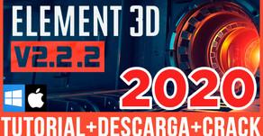 Video Copilot Element 3D 2.2.2 – Mac/Win – Plugin After Effects