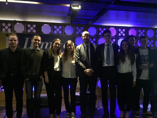 Reaproximação Brasil e Israel: palavra do Vice-Cônsul Orni Ringer no Ibmec