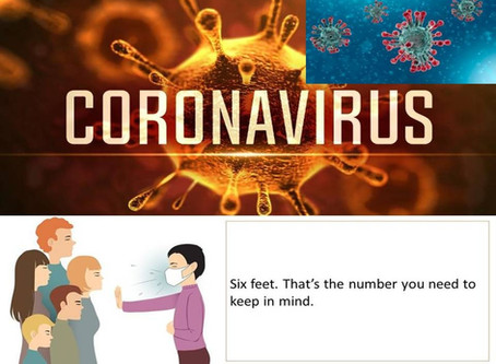 Corona virus (COVID-19) & Social / Physical Distancing—What & How—Community Safety for all