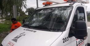 Cinco años de prisión por asaltar a empleados de Lusal