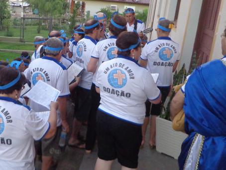 Terno de Reis reúne 400 pessoas no Salão Paroquial