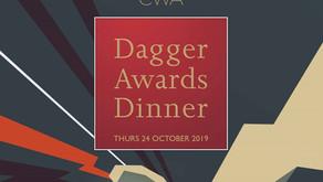 2019英國犯罪作家協會「匕首獎」得獎作家與作品名單