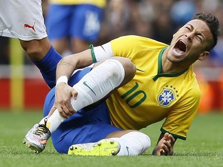 ¡Regalan cerveza por cada clavado de Neymar!