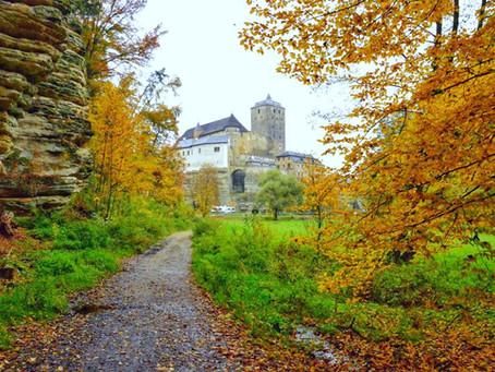 Procházky podzimní krajinou