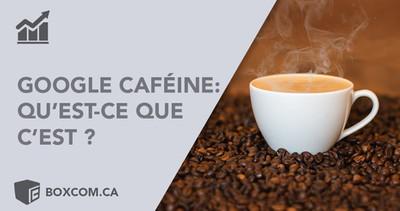 Optimiser son référencement   À propos de «Google Caffeine»