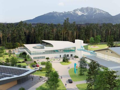 Vorentwurf für den Neubau eines Familienbades in Penzberg