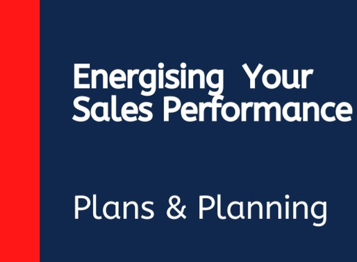 Have a business plan, but what about a sales & marketing plan?