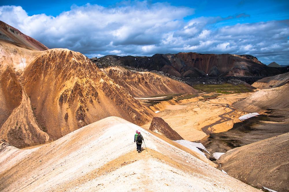Landmannalaugar Highlands Islandesi