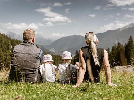 Auf geht's nach Österreich - Urlaub in Imst/Tirol!