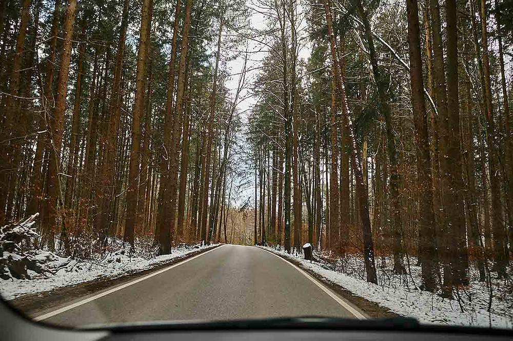 Isar in Grünwald bei München Familienwanderung