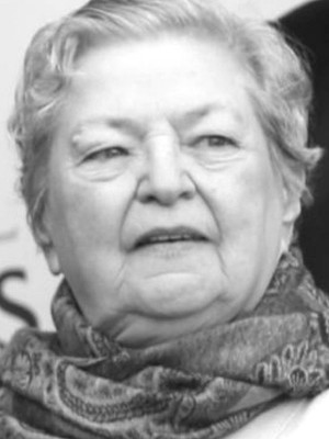 In Memoriam: Draga Olteanu Matei (1933–2020)