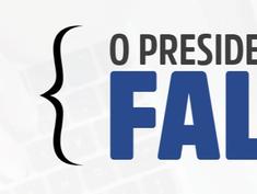 MENSAGEM DO PRESIDENTE - MOVIMENTO MAIS BRASIL