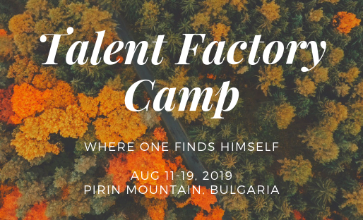 Youth Exchange│Pirin Mountains, Bulgaria 🇧🇬 │Talent Factory Camp