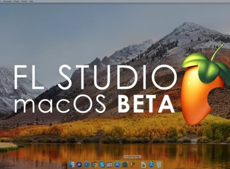 The Next FL Studio Will Be Version 20 + Native Beta Version for Mac Now Available!
