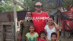 WHO'S YOUR REGULAR HERO?