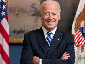 Joe Biden is to be the 46th president of the United States