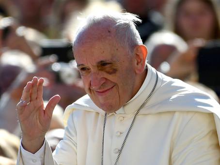 Pope lies, Lies, Lies