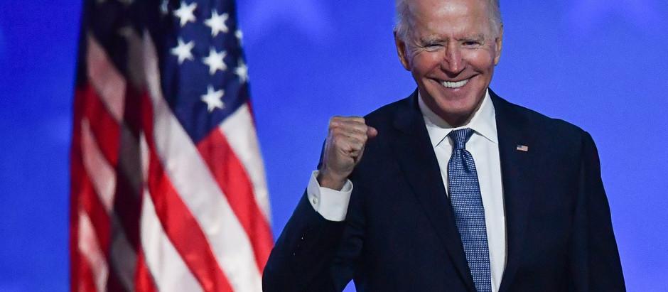 More Good News for Biden