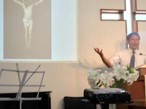 キリストイエスにつくバプテスマ*ローマ6章1−4節