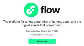 Стартовал токенсейл для блокчейна Flow от разработчиков популярной игры CryptoKitties