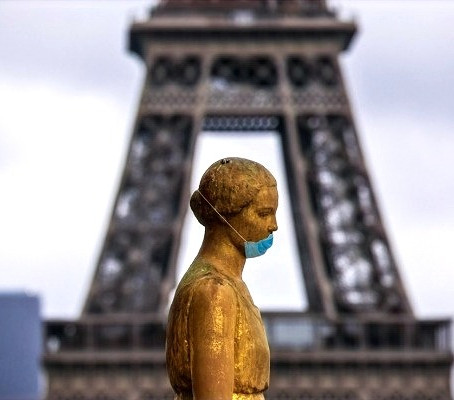Francia - revoca parziale del lockdown prevista per l'11 Maggio