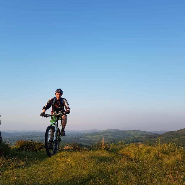 Mountian Bike Wales